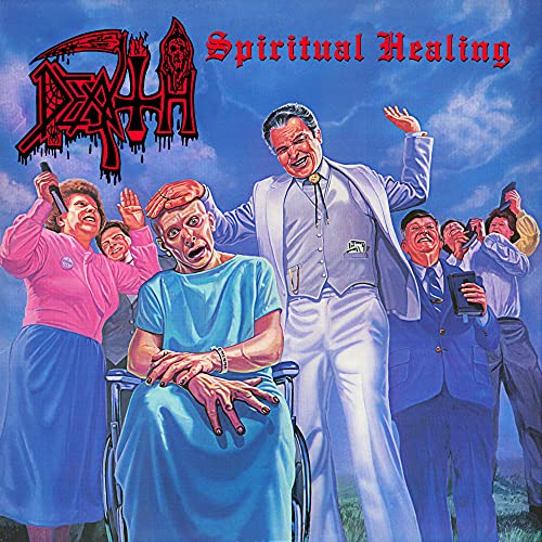 Death: Spiritual Healing (Audio CD)