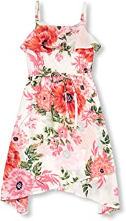 Big Girls' Printed Maxi Dresses
