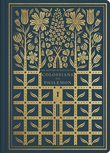 ESV Illuminated Scripture Journal: Colossians and Philemon