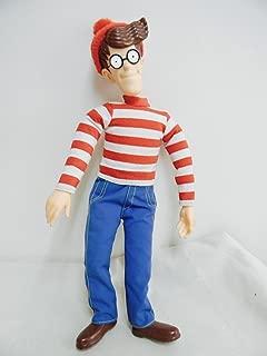 Where's Waldo Plush and Vinyl Toy Doll - Vintage 1991