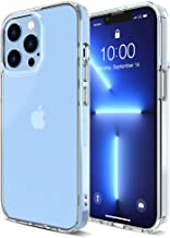 "Trianium Case Compatible with iPhone 13 Pro Max 2021 (6.7""), Clarium Series Protective TPU Hybrid Cushion Rigid Cover"