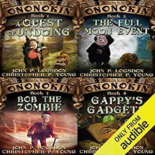 Ononokin Book Bundle #1 cover art