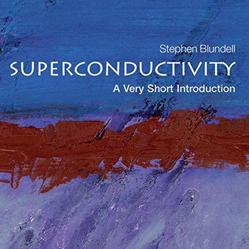 Superconductivity audiobook cover art
