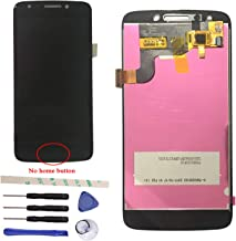 Draxlgon LCD Display Touch Screen Digitizer Assembly Replacemnt for Moto E4 XT1765 XT1766/E 4th Generation (No Home Buttom) 5.0