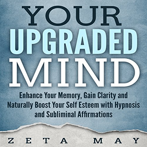 Your Upgraded Mind audiobook cover art