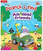 My First Search & Find Animal Friends (Children's Activity Book)