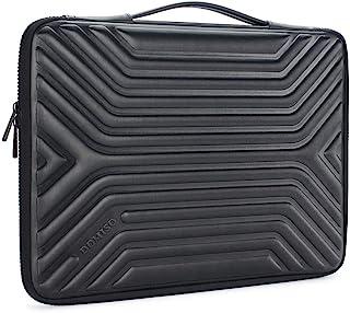 """DOMISO 14 Inch Waterdichte Schokbestendige Laptophoes Notebooktas Laptoptas met Handvat voor Laptops / 14"""" Acer Aspire 1 S..."""