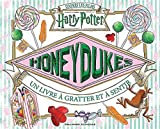 Honeydukes - Un livre à gratter et à sentir