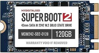 MyDigitalSSD Super Boot 2 (SB2) 42mm (2242) SATA III (6G) M.2 NGFF SSD Solid State Drive (256GB (240GB))
