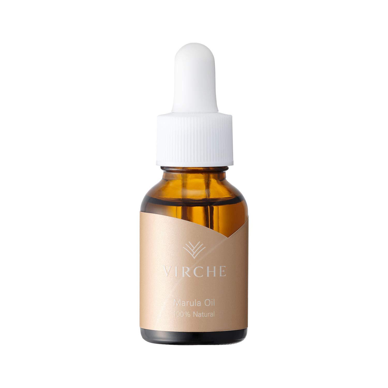 内側とても代数マルラオイル(Marula Oil)国内で品質管理/無香料/防腐剤、香料、着色料すべて無添加の美容オイル/18ml(髪など全身に使えて約30日分)