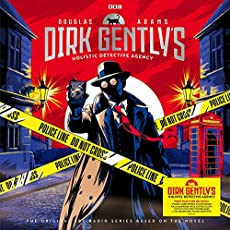 Dirk Gently's Holistic Detective Agency - Collector's Edition