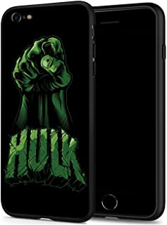 iPhone 7 8 Case, Hero Series Protection Cover Back Case for Apple iPhone 7 8 (Angry-Hulk)