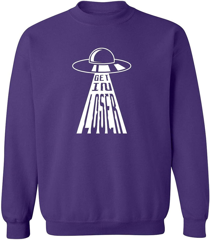 Get In Loser (UFO) Crewneck Sweatshirt