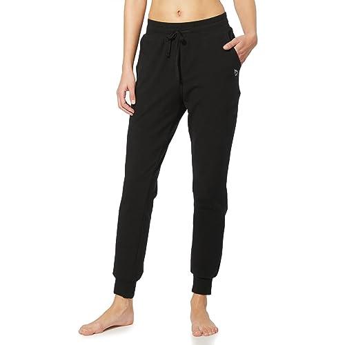 9d3b025a1 Baleaf Women's Active Yoga Lounge Sweat Pants with Pockets