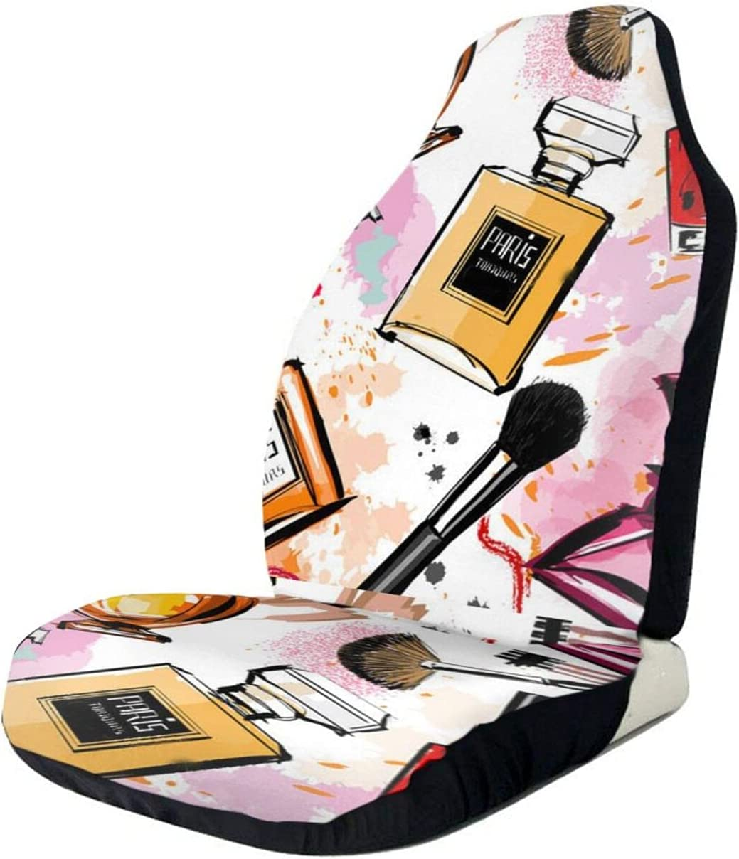 Car Classic Seat Covers Watercolor Special price Cosmetics Vehicle Pcs Co Front 1