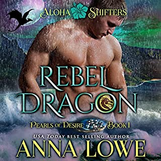 Rebel Dragon audiobook cover art