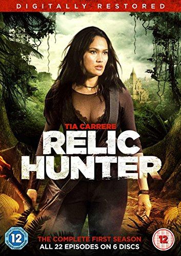 Relic Hunter - Season 1 [DVD] [Reino Unido]