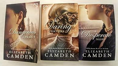 Dangerous Legacy/ Daring Venture/ Desperate Hope (3 volume set)