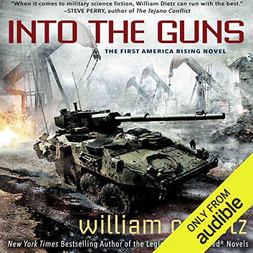 Into the Guns audiobook cover art