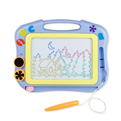 Fajiabao Magnetic Drawing Board-Small Kids Draw...
