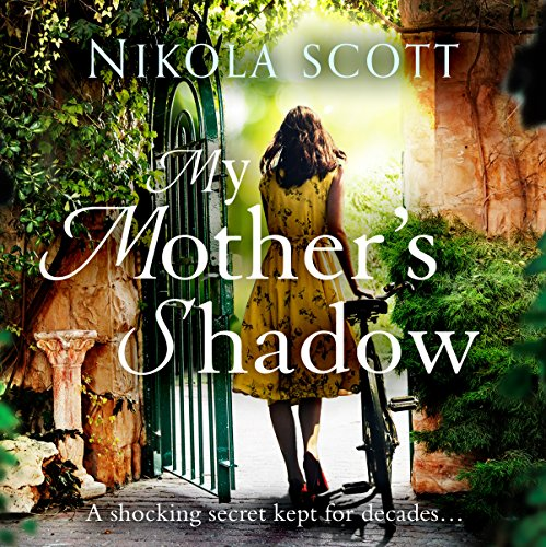 My Mother's Shadow audiobook cover art