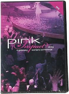 Gateway Church Womens Conference - Pink Impact 2013 (5 DVD Set)