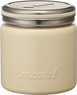 フードコンテナ 真空断熱 フードポット 0.3L アイボリー mosh! (モッシュ!) DMFP300IV