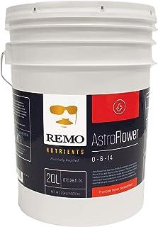 Remo Nutrients RN71450 Remo AstroFlower 20L Nutrient, White