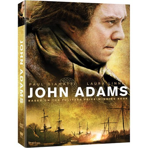 John Adams - The Complete HBO Series [3 DVDs] [UK Import]
