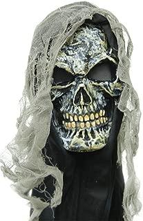 gauze skull mask