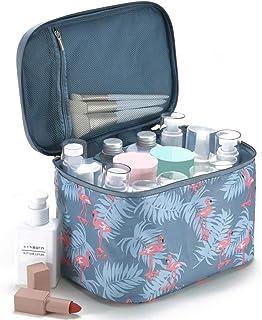 2cfb498b612c TOPSEFU Makeup Bag,Travel Make up Bag,Professional Makeup Organizer Case,Accessories  Tools