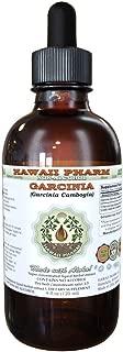 Pure Garcinia Alcohol-FREE Liquid Extract, Organic Garcinia (Garcinia cambogia) Dried Fruit Glycerite 2 oz