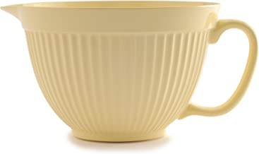 Norpro 1017 Grip-EZ Mixing Bowl, 4-Quart Yellow