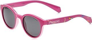 Polaroid Kids Unisex-Kids PLD8036/S Sunglasses