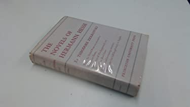 The Novels of Hermann Hesse: A Study in Theme and Structure