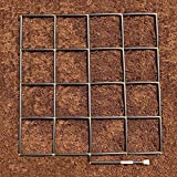 Garden In Minutes Garden Grid Watering System | Preassembled Drip Irrigation, Soaker Hose & Sprayer Style kit, in one |...