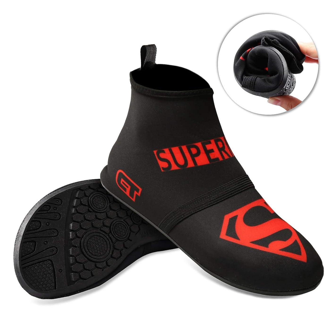 ではごきげんよう手地殻kodi マリンシューズ ビーチ アクア ウォーター ダイビング シュノーケリング シュノーケル サーフィン 海水浴 水泳 ヨガ 靴 シューズ ブーツ 水陸両用 軽量 速乾 通気性 男女兼用