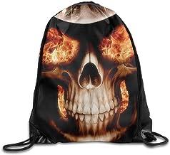 Jiger Tacos Dog Unisex Home Gym Bag Travel Drawstring Backpack Bag