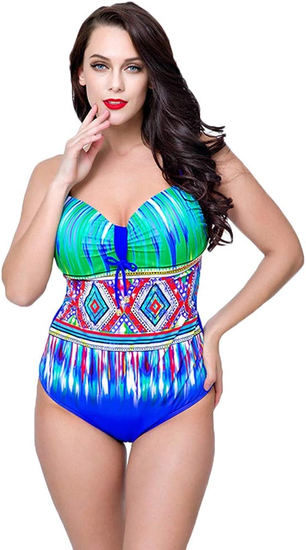 BuyBuyBuy Women's Swimwear, Printed Pattern LowCut Backless highRise Sexy Bikini with Wireless Padded Bra Comfortable