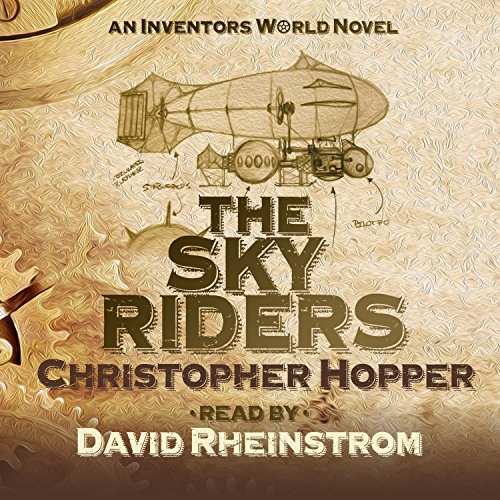 The Sky Riders cover art