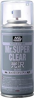 Mr.スーパークリアー スプレー 光沢 B513 光沢仕上げ塗料