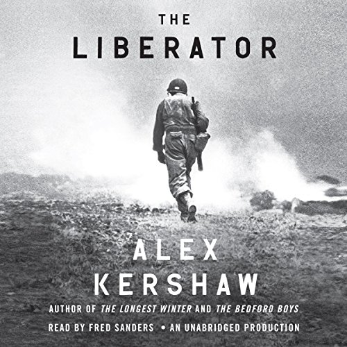 The Liberator audiobook cover art