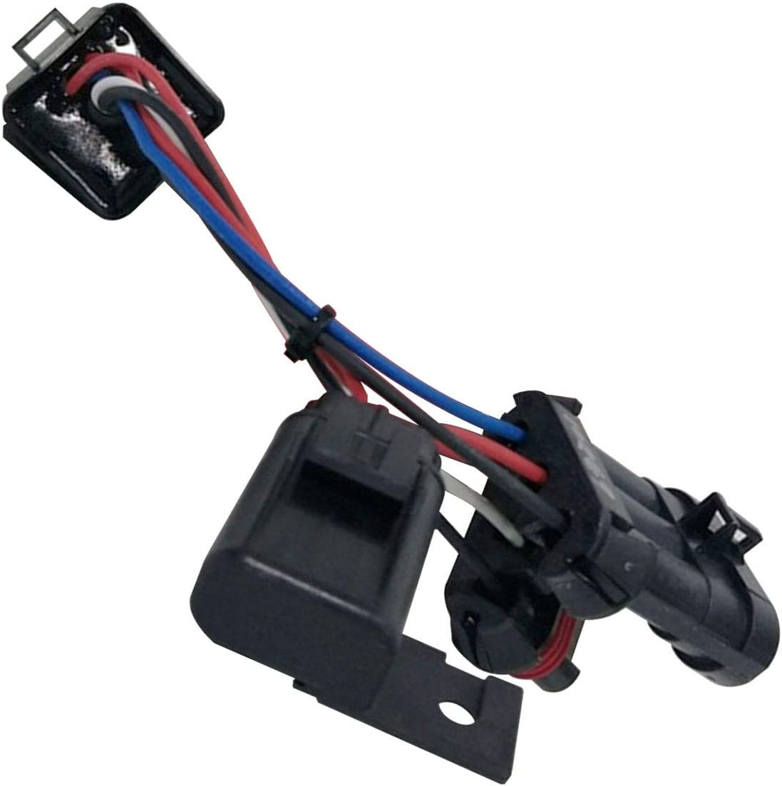Weelparz Fuel Credence Timer Max 57% OFF Solenoid Assembly Compatible Bo with 6669415