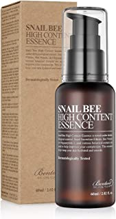 benton snail bee high content skin ingredients