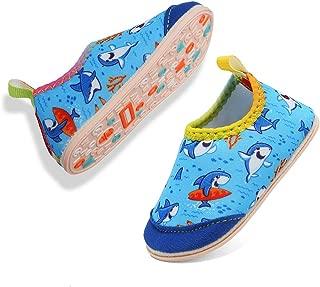 Baby Boys Girls Water Shoes Barefoot Aqua Socks for Beach Pool Indoor Play