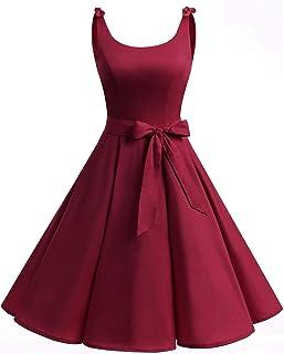 7a1e6089abb Bbonlinedress Vintage rétro 1950 s Audrey Hepburn Robe de soirée Cocktail  année 50 Rockabilly