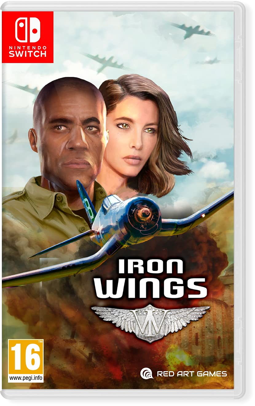 Iron Wings Overseas parallel import regular item - Max 54% OFF Switch Nintendo