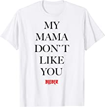 Justin Bieber Official Love Yourself T-Shirt