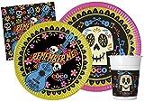 Ciao-Coco Kit Party Tavola, Multicolore, L (24 persone), Y4629