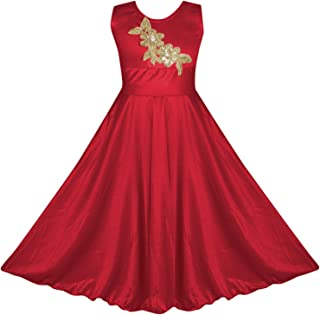 Fashion Dream Baby Girls' Maxi Dress